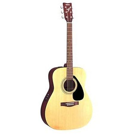 Yamaha FX310A - Guitarra acústica con cuerdas metálicas (madera, tipo dreadnought), color natural: Amazon.es: Instrumentos musicales