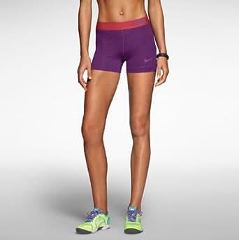 "Nike Pro Core Womens 3"" Compression Shorts (X-SMALL)"