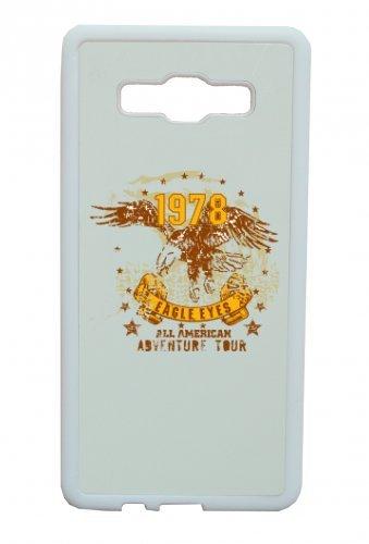 "Smartphone Case Apple IPhone 4/ 4S ""1978 eagle eyes all american adventure tour Music Rock n Roll Rocker Bike Auto Reise Travel Palmen 80er 90er"" Spass- Kult- Motiv Geschenkidee Ostern Weihnachten"