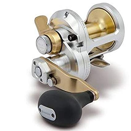 4d45e33d046 Shimano Talica 8 Lever drag Big Game Offshore Seafishing Multiplier  Trolling Fishing Reel
