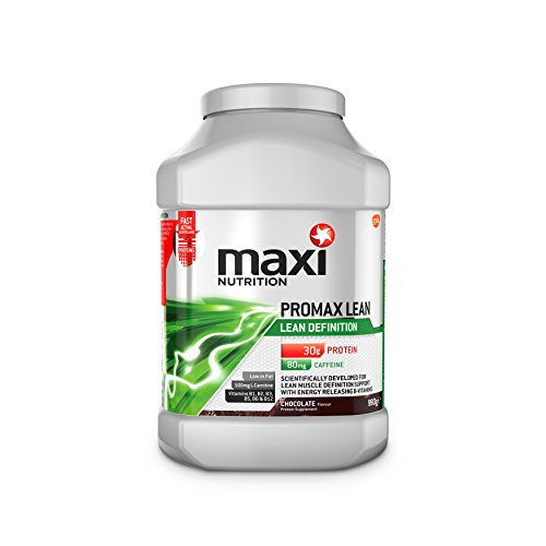 glaxosmithkline Maxinutrition Promax Lean Definition Prot...