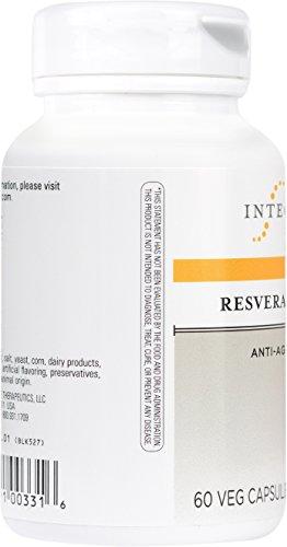 Integrative Therapeutics - Resveratrol Ultra - Anti Aging Formula - Spports Cellular Health to Reduce Oxidative Stress - 60 Capsules by Integrative Therapeutics (Image #3)