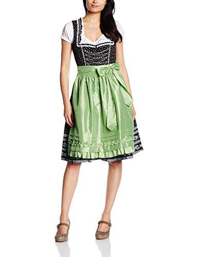 Edel Herz 116240-6, Vestido para Mujer Negro