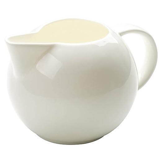 Jarra de cerámica de 340 ml, jarra de cerámica para café con asa ...