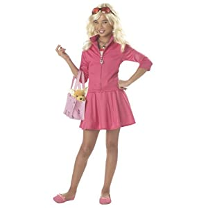 Legally Blonde Tween Costume Size Large