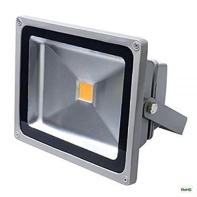 In US Stock, 50Watt 12-24VDC LED Flood Light