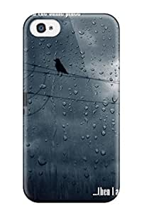 Awesome Motivational Flip Case With Fashion Design For Iphone 4/4s by lolosakes