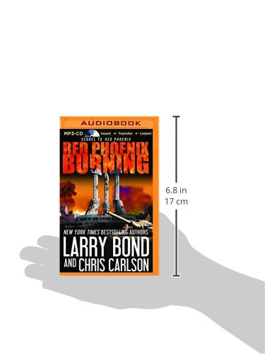 Red Phoenix Burning: Amazon.es: Larry Bond, Chris Carlson, Patrick Lawlor: Libros en idiomas extranjeros