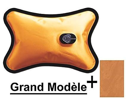 Bouillotte Magique électrique (Orange)