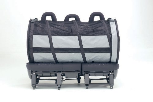 - Petego Pet Tube Car Kennel, Large