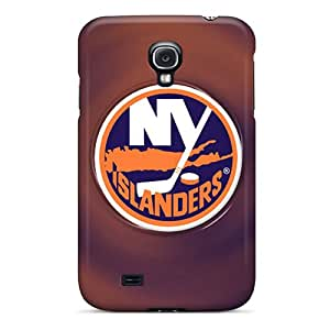 Faddish Phone New York Islanders Cases For Galaxy S4 / Perfect Cases Covers
