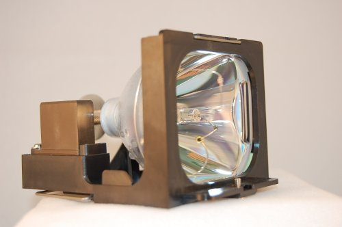 TLP-650J TOSHIBA compatible replacement projector lamp in housing
