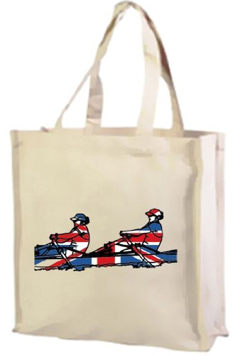 Shopping of Tote Best Bag Rowing Cream Jack British Union Sport Cotton 8xw0Hdqx