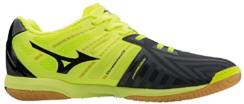 MIZUNO TISCHTENNIS WAVE DRIVE Z BLACK/YELLOW