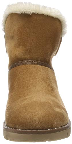 Femme 5893102 Bottines amp; Souples Tailor camel 00070 Bottes Beige Tom RYPOqx