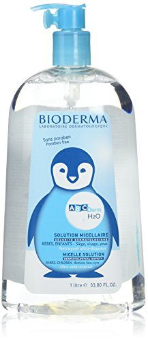 Remover Makeup Biotherm (Bioderma ABCDerm H2O Micellar Water 3.33 fl oz)