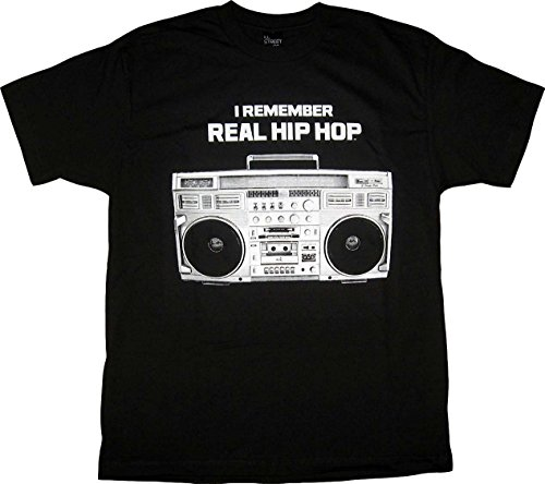 isb-products-ill-street-blues-i-remember-real-hip-hop-with-boombox-radio-t-shirt-2x-black