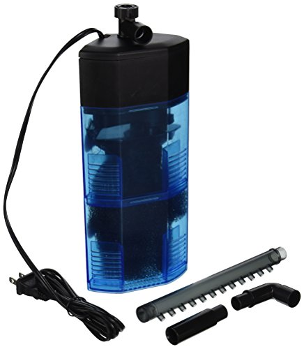 Corner Aquarium Filter - Penn Plax 610 Cascade Corner Filter
