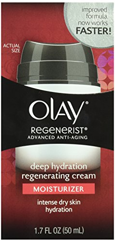 - OLAY Regenerist Advanced Anti-Aging Deep Hydration Regenerating Cream 1.70 oz