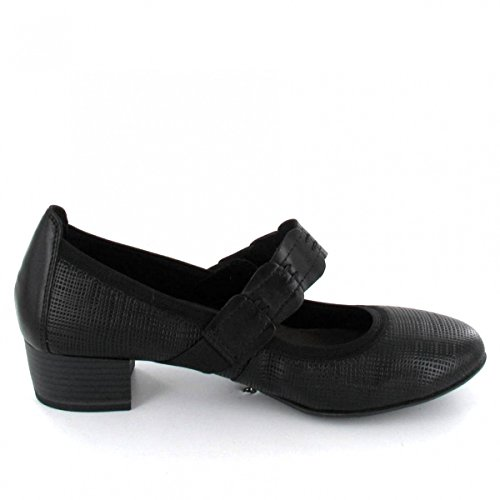 Marco Tozzi - Zapatos de vestir para mujer negro negro