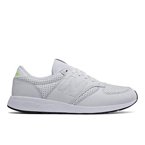 New Balance , Herren Sneaker weiß Bianco 43.0