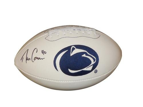 - Dan Connor Autographed Penn State Nittany Lions Logo Football