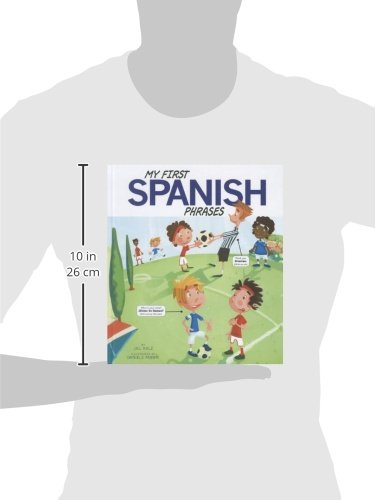 My First Spanish Phrases (Speak Another Language!) (Multilingual Edition) by Picture Window Books