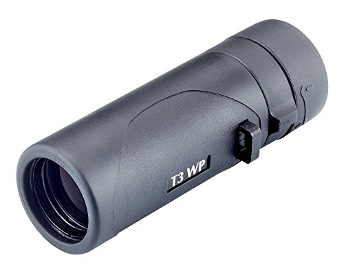 Opticron T3 Trailfinder 10x25 Black Monocular