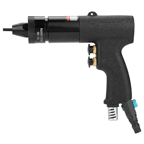 Pneumatic Riveting Gun, Pull Nut Automatic Air Riveter Nut Gun Tool, Air Pull Rivet Nut Gun Riveting Tool Riveter 1/4, 1000rpm(M5/M6) by Acogedor (Image #9)