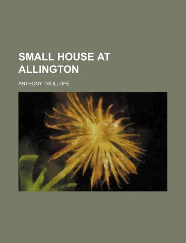Download Small house at Allington pdf
