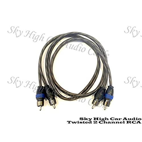 RCA Cables Car Audio: Amazon.com