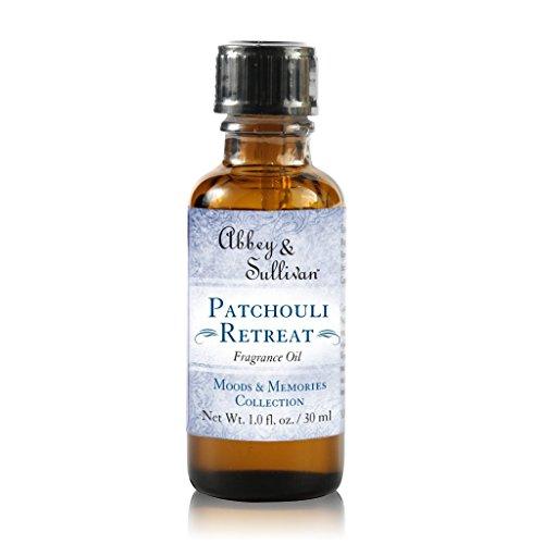 Abbey & Sullivan Fragrance Oil, Patchouli Retreat, 1 oz.