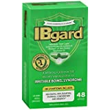 IBgard Irritable Bowel Syndrome Capsules - 48 ct, Pack of 2