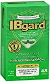 IBgard Irritable Bowel Syndrome Capsules - 48 ct, Pack of 3