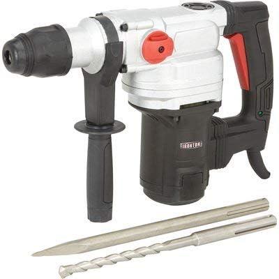 Ironton Heavy-Duty SDS Max Rotary Hammer Drill – 10.5 Amp, 110 Volt