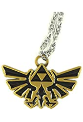 Dancingstars Legend of Zelda Triforce Necklace