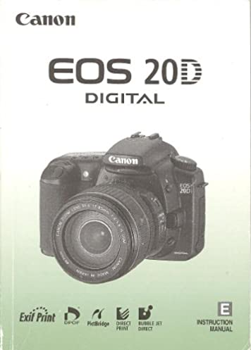 canon eos 20d digital camera manual best setting instruction guide u2022 rh ourk9 co canon 30d user manual pdf canon 30d owners manual pdf