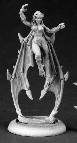 The Harpy Female Super Villain Chronoscope Series by Reaper -