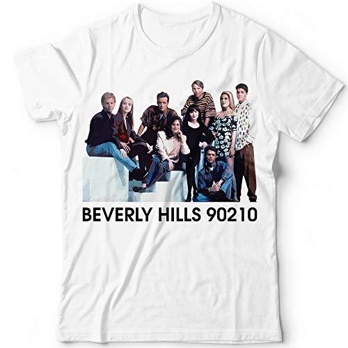 - Beverly 90s TV Series Fans 90210 Customized T-Shirt Hoodie/Long Sleeve/Tank Top/Sweatshirt