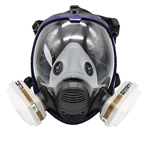 7 Piece New Dust Painting Spraying Same use For 6800 Mask Full Face Facepiece Respirator paint Decoration Woodworking