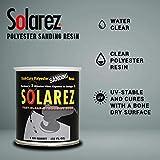 SOLAREZ UV Dual Cure Polyester Sanding Resin
