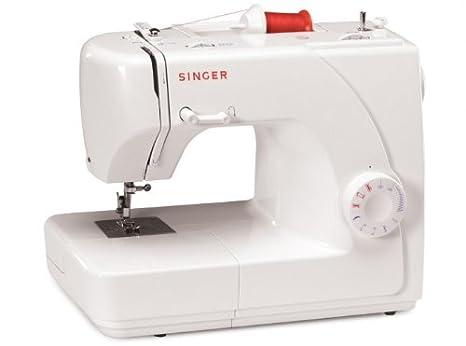 SINGER 1507WC - Máquina de coser (Máquina de coser automática, Blanco, Costura,