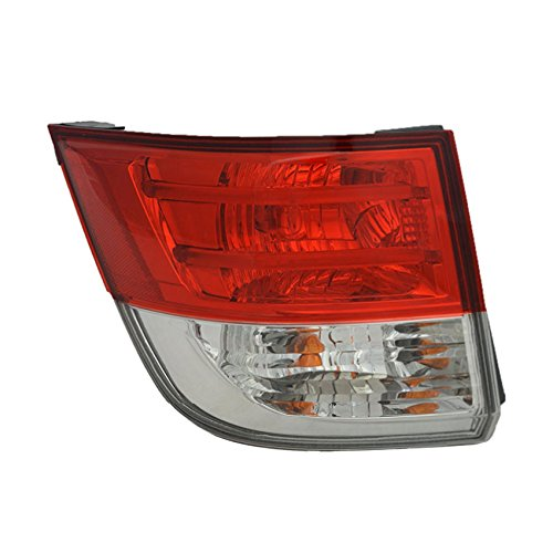 - NEW DRIVER TAIL LIGHT FITS HONDA ODYSSEY TOURING 2014-2016 33550-TK8-A11 33550TK8A11 HO2804104