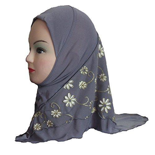 Cogongrass Muslim Islamic Shawls Pattern product image