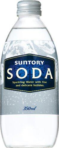 Suntory soda 350mlX24 this by Soda