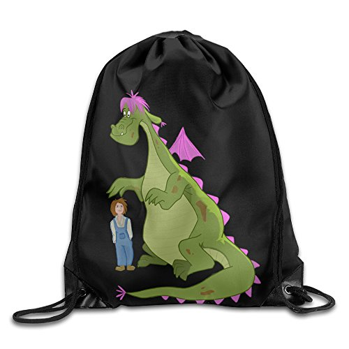 Texhood Pete's Dragon Cool Travel Backpack One (This Is Halloween Song Remake)