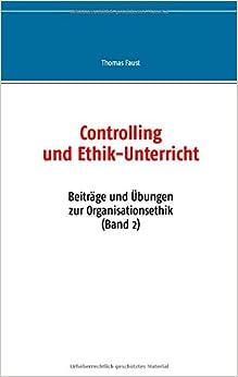 Controlling und Ethik-Unterricht