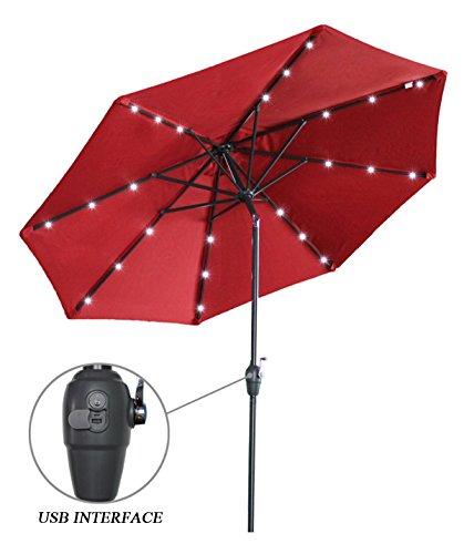 parasol led light - 7