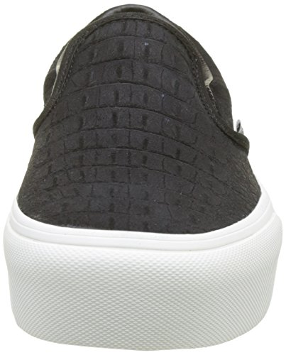 Platform Femme Classic Baskets on Vans Leather Slip A1wnqT