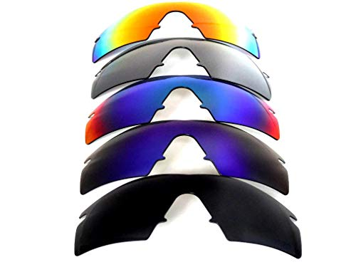 Replacement Lenses Oakley M Frame Strike Polarized Black&Blue&Green&Titanium&Red 5 - Frame M Oakley Lenses Replacement